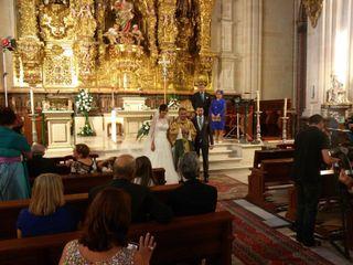 La boda de Alicia Serna y Fernando Bolado 1