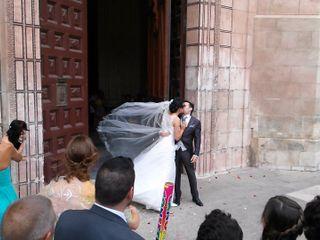 La boda de Alicia Serna y Fernando Bolado 2