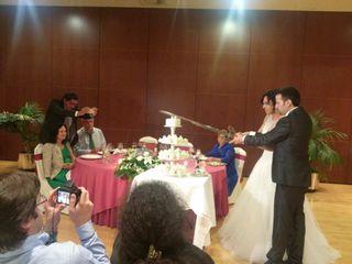 La boda de Alicia Serna y Fernando Bolado
