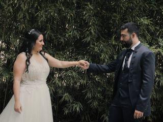 La boda de Josep Maria y Ceci