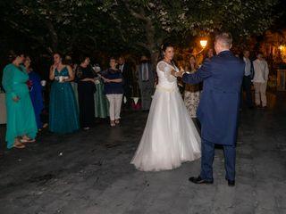 La boda de Silvia y Manuel