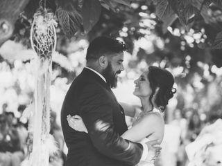 La boda de Gemma y Alfred