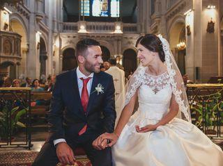 La boda de Mar y Qatip 2