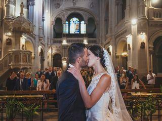 La boda de Mar y Qatip 3
