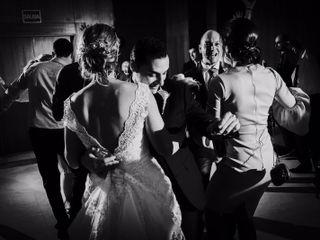 La boda de Rebeca Borrego y Robert Casado
