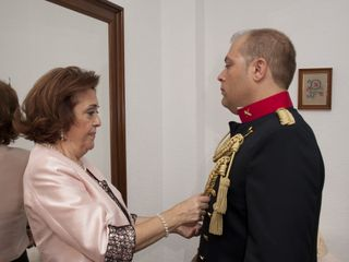 La boda de Soledad y Julián 1