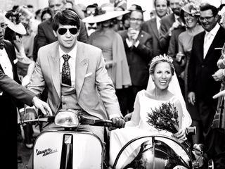 La boda de Mª Jesús y Manuel