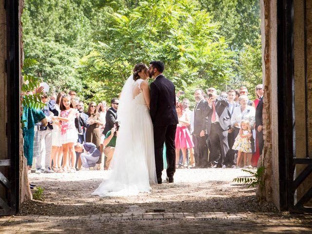 La boda de Jorge y Laura en Uruñuela, La Rioja 1