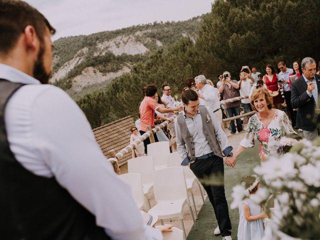 La boda de José y Sergio en Morillo De Tou, Huesca 1