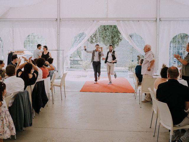 La boda de José y Sergio en Morillo De Tou, Huesca 3