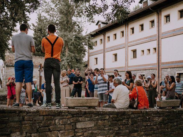 La boda de José y Sergio en Morillo De Tou, Huesca 4