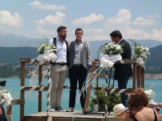 La boda de José y Sergio en Morillo De Tou, Huesca 8