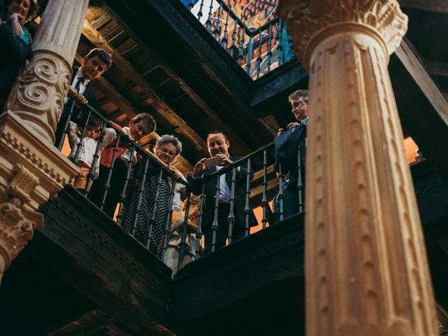 La boda de Arturo y Sara en Villacarriedo, Cantabria 16