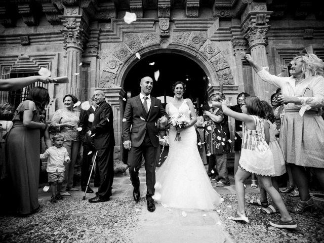 La boda de Arturo y Sara en Villacarriedo, Cantabria 18