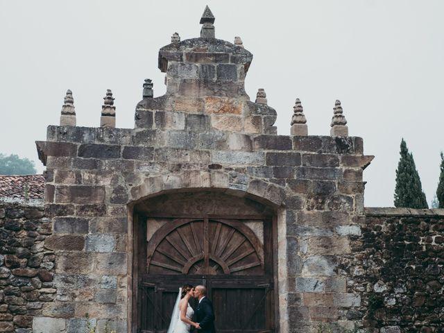 La boda de Arturo y Sara en Villacarriedo, Cantabria 20
