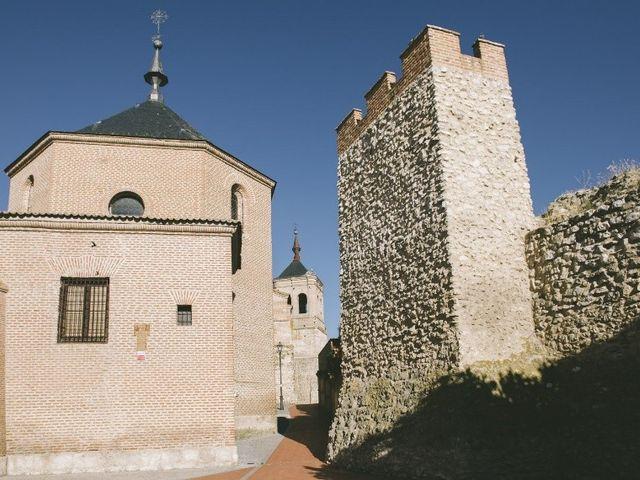La boda de Emilio y Gema en Olmedo, Valladolid 3