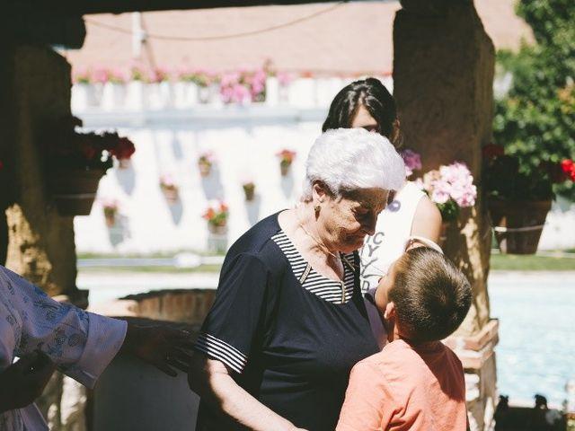 La boda de Emilio y Gema en Olmedo, Valladolid 19