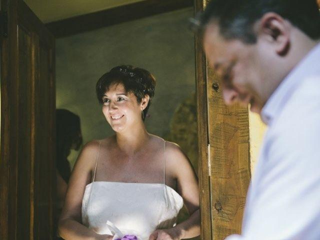 La boda de Emilio y Gema en Olmedo, Valladolid 35