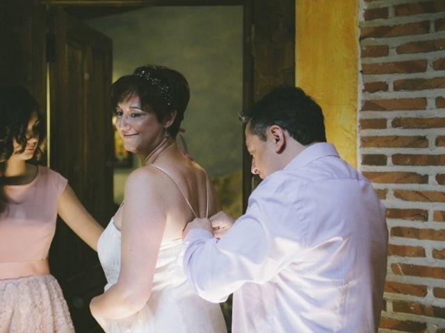 La boda de Emilio y Gema en Olmedo, Valladolid 37