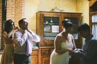 La boda de Emilio y Gema en Olmedo, Valladolid 43