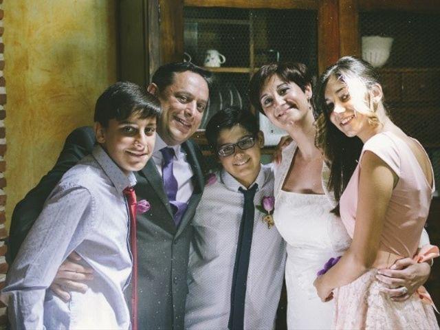 La boda de Emilio y Gema en Olmedo, Valladolid 50