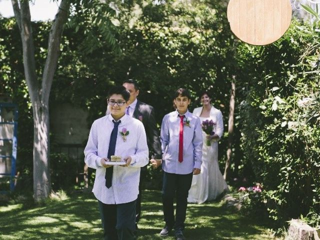 La boda de Emilio y Gema en Olmedo, Valladolid 54
