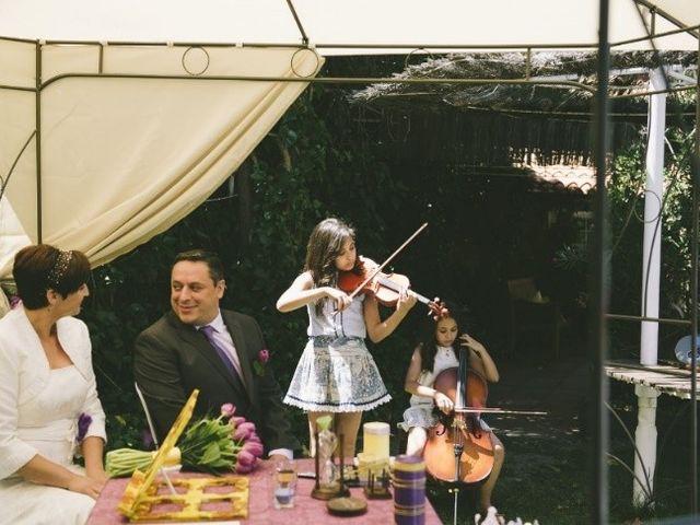 La boda de Emilio y Gema en Olmedo, Valladolid 57