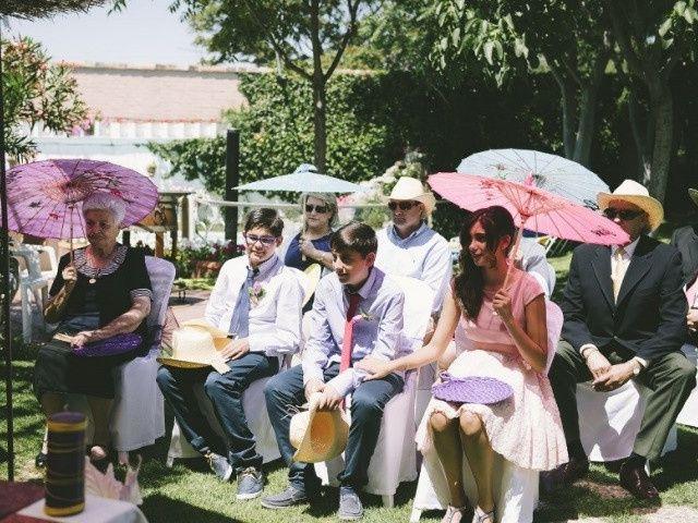 La boda de Emilio y Gema en Olmedo, Valladolid 58