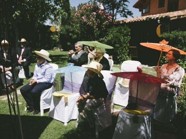 La boda de Emilio y Gema en Olmedo, Valladolid 59