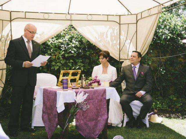 La boda de Emilio y Gema en Olmedo, Valladolid 61