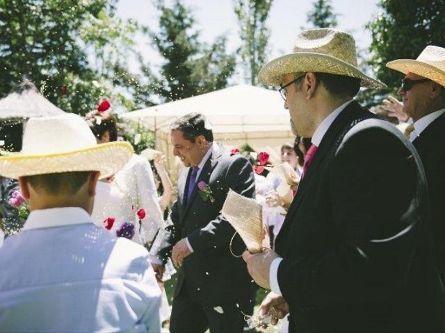 La boda de Emilio y Gema en Olmedo, Valladolid 73