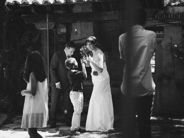 La boda de Emilio y Gema en Olmedo, Valladolid 89