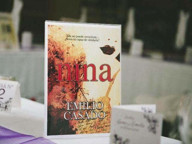 La boda de Emilio y Gema en Olmedo, Valladolid 95