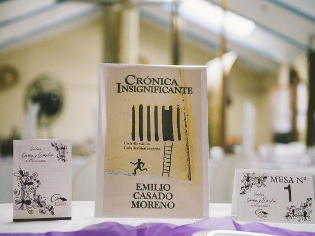 La boda de Emilio y Gema en Olmedo, Valladolid 97