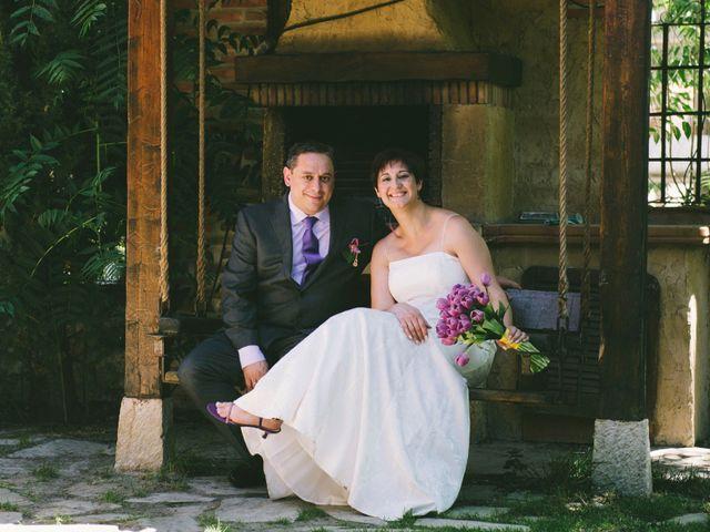 La boda de Emilio y Gema en Olmedo, Valladolid 117