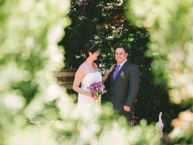 La boda de Gema y Emilio