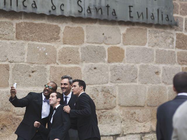 La boda de Pedro y Mercedes en Mérida, Badajoz 26