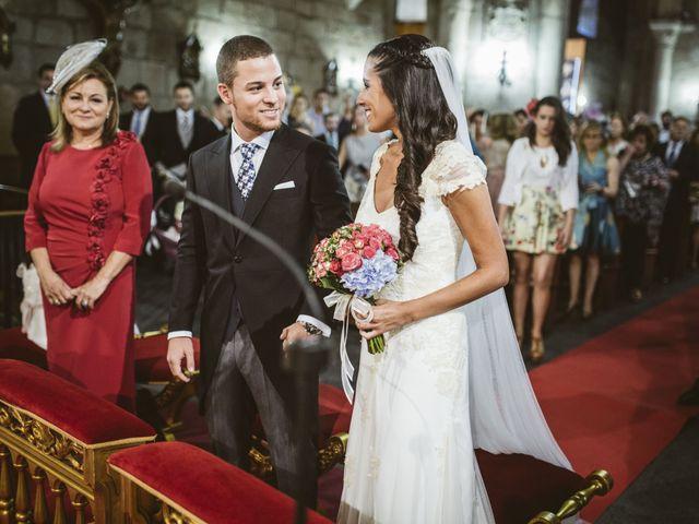 La boda de Pedro y Mercedes en Mérida, Badajoz 31
