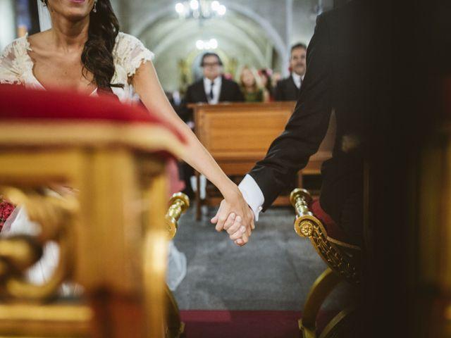 La boda de Pedro y Mercedes en Mérida, Badajoz 32