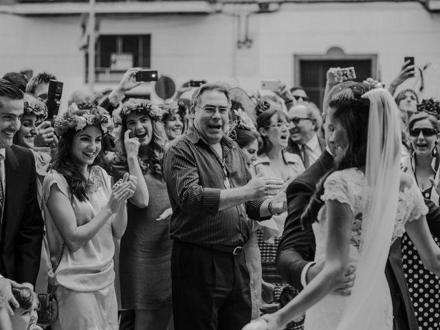 La boda de Pedro y Mercedes en Mérida, Badajoz 63