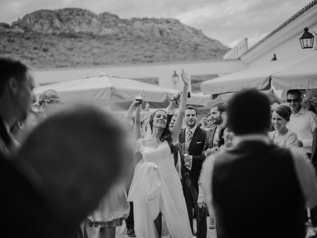 La boda de Pedro y Mercedes en Mérida, Badajoz 82