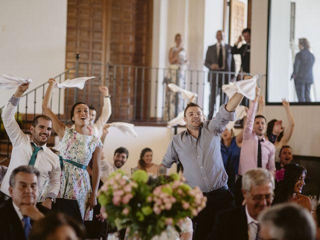 La boda de Pedro y Mercedes en Mérida, Badajoz 86