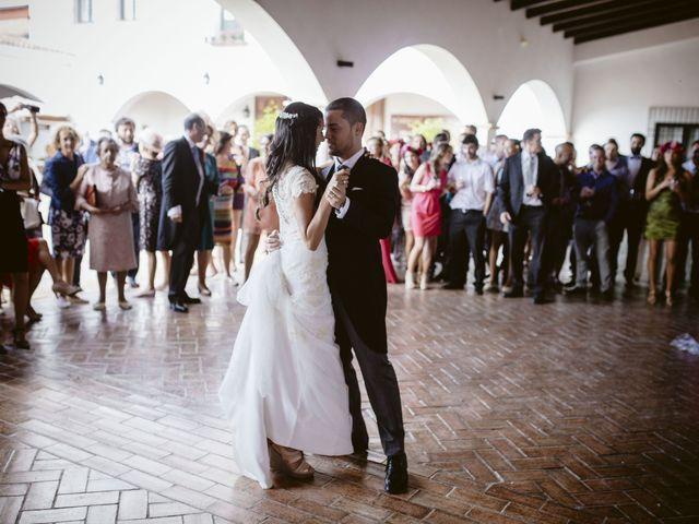 La boda de Pedro y Mercedes en Mérida, Badajoz 89
