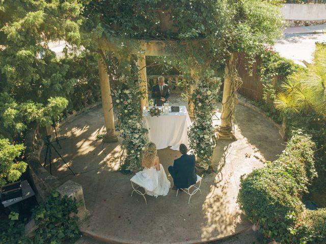 La boda de Liam y Cassie en Beniarbeig, Alicante 6