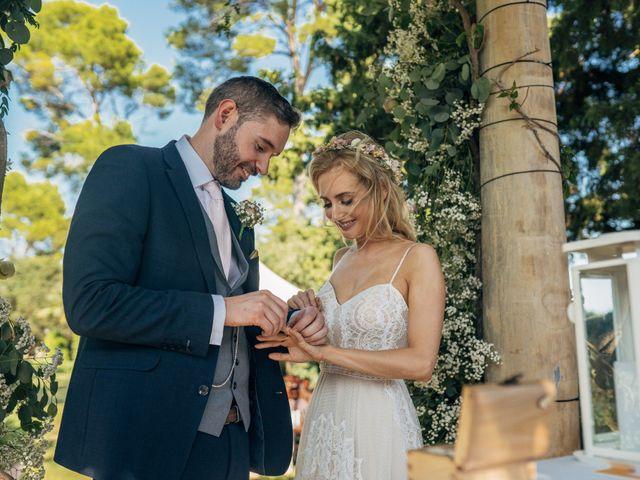 La boda de Liam y Cassie en Beniarbeig, Alicante 7
