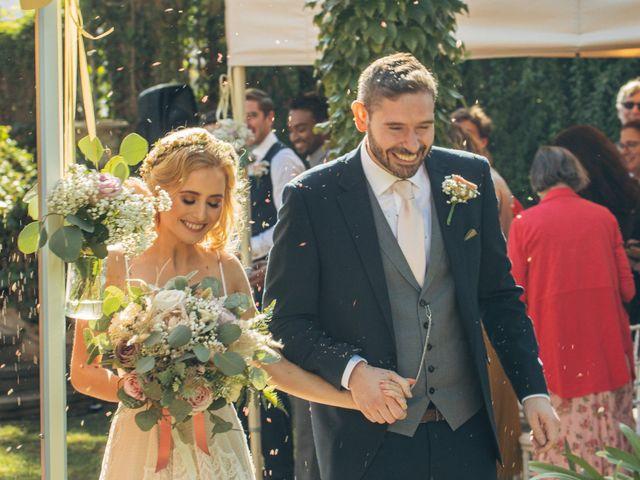 La boda de Liam y Cassie en Beniarbeig, Alicante 8