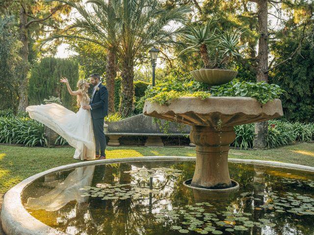La boda de Liam y Cassie en Beniarbeig, Alicante 9