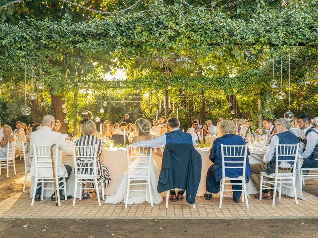 La boda de Liam y Cassie en Beniarbeig, Alicante 11