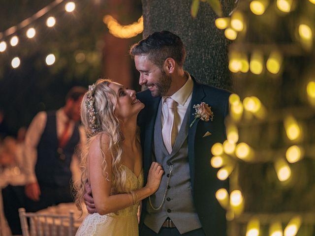 La boda de Liam y Cassie en Beniarbeig, Alicante 12