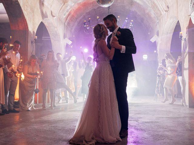 La boda de Liam y Cassie en Beniarbeig, Alicante 13